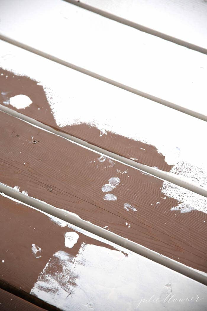 Save time & energy with these quick tips for staining a deck