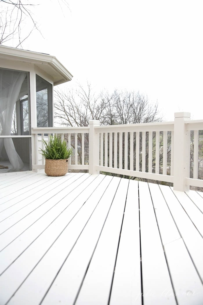 How to Stain a Deck | Tips & Tricks to a Fast, Beautiful