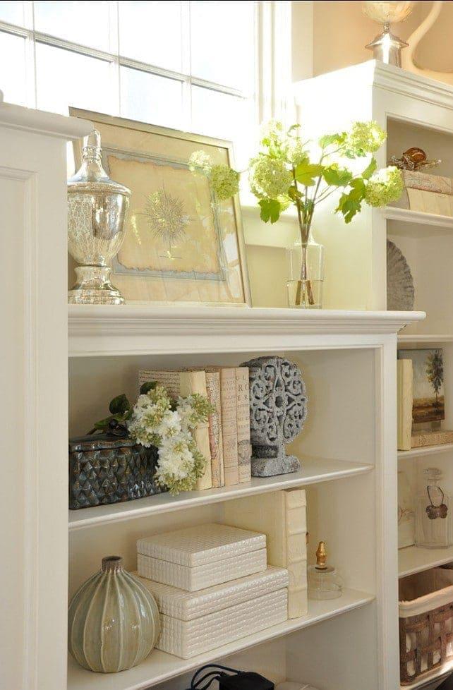 bookshelf decorating ideas - Decorating Bookshelves