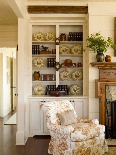Decorating Ideas For Rentals: Ideas For Decorating Bookshelves