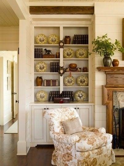 Ideas For Decorating Bookshelves
