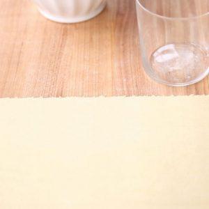 Step by step tutorial to make large egg filled ravioli