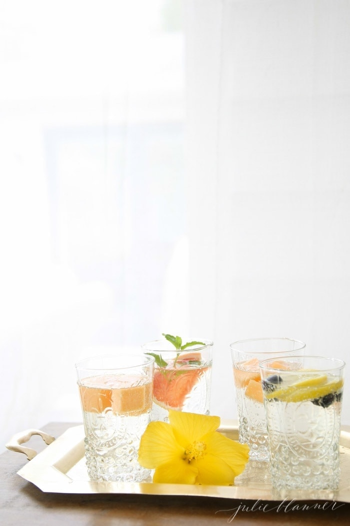 The best infused water recipes