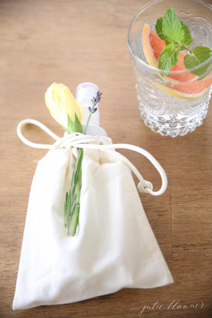 Beautiful party favor ideas