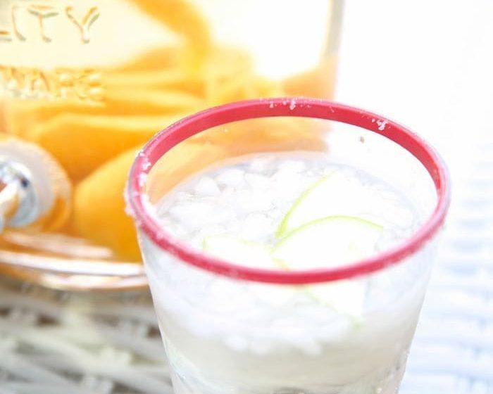 Summer Sangria | The best white sangria recipe