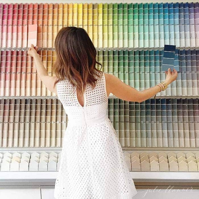 HGTV Jillian Harris | Sherwin Williams at Lowe's