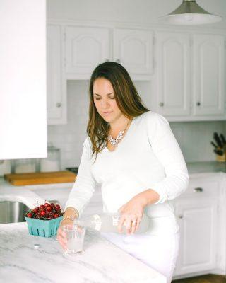Home blogger Julie Blanner
