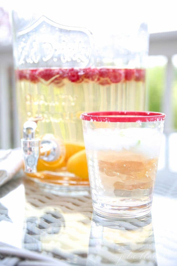 Summer Sangria | The best white sangria recipe