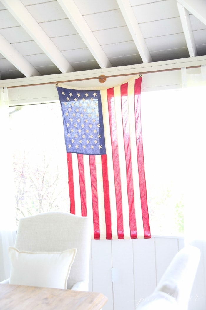 4th of July Decorations | A Touch of Americana