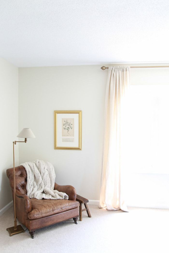 Master Bedroom Reading Nook