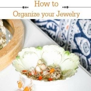 5 quick organization ideas