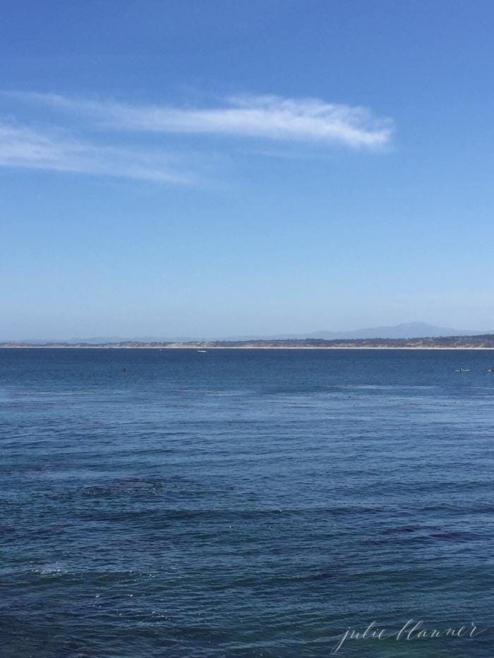 4 days in Monterey - what to do in Monterey California