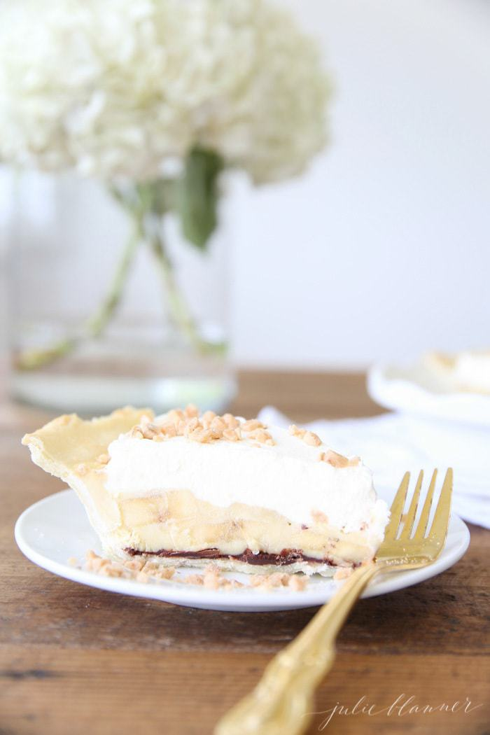 The best Banana Cream Pie recipe - get the secret that makes this pie unbelievable!