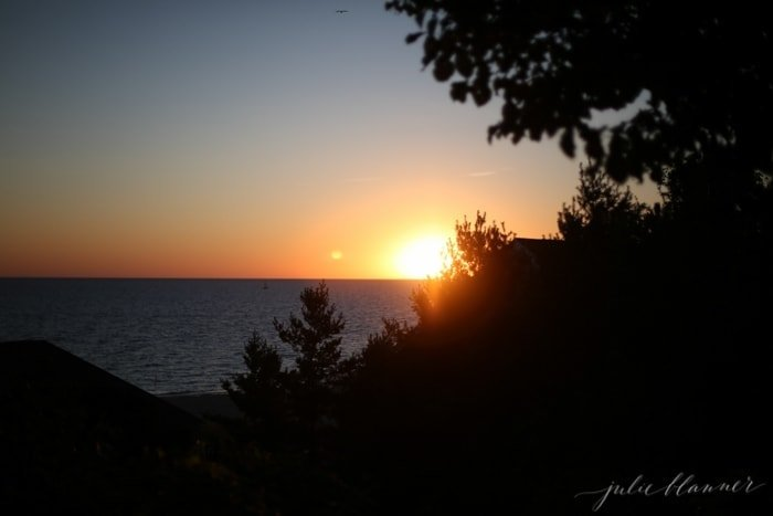 West Michigan sunsets are not to be missed | Lake Michigan