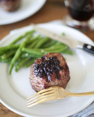 Pinot Reduction Steak Enhancement | Red Wine Sauce recipe