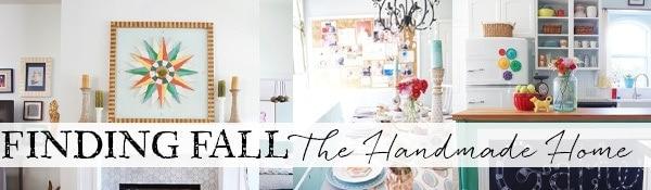 Handmade Home home tour