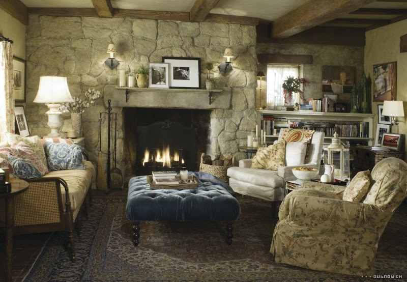 The Holiday movie house by Nancy Meyers | 5 dreamy worthy movie homes