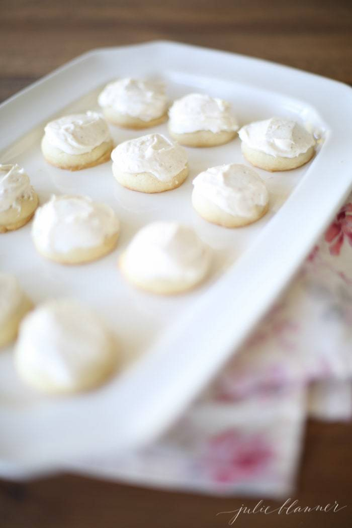 Add a little more depth to your cookies by browning the butter.