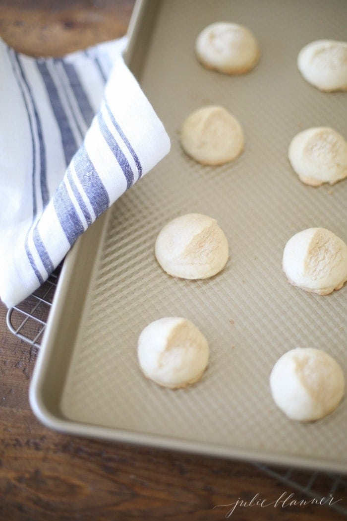 Incredible Brown Butter Sugar Cookie Recipe
