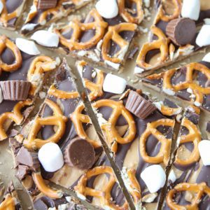 Easy peanut butter bark recipe