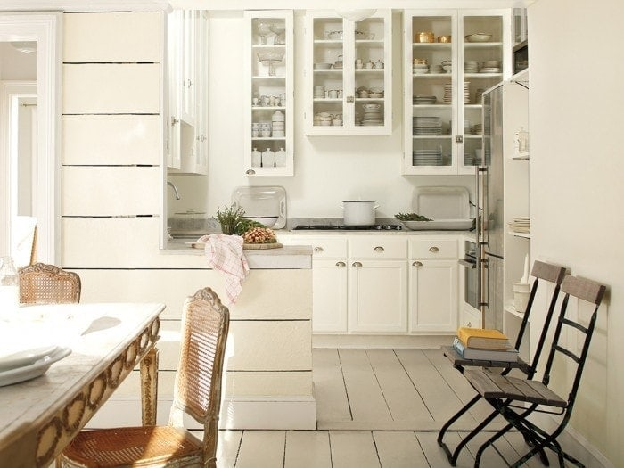 The right white paint colors