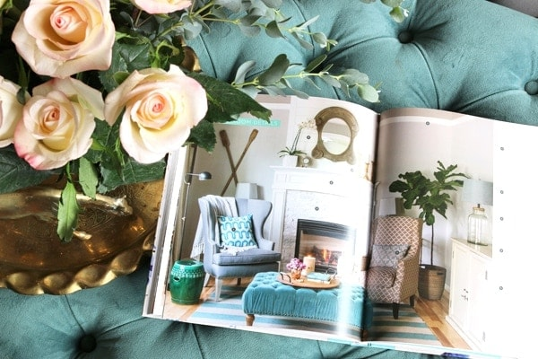 Inspired Room Coffee Table Book