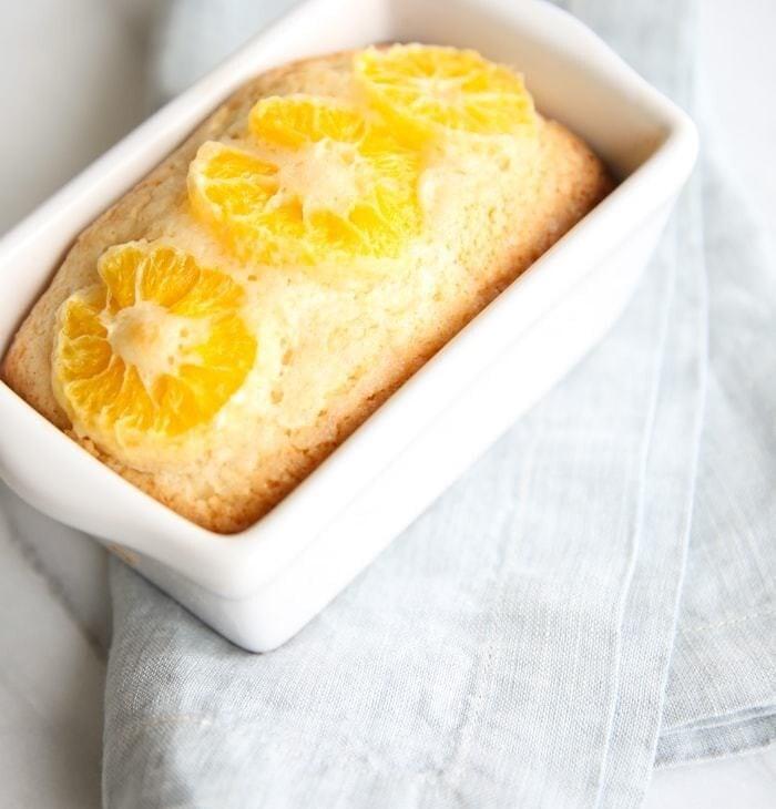 Quick and easy orange bread recipe