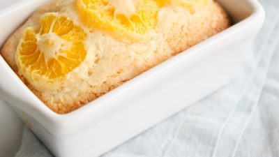 Easy 5 minute sweet orange bread recipe