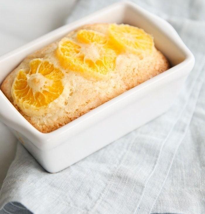 Easy 5 minute sweet orange bread recipe