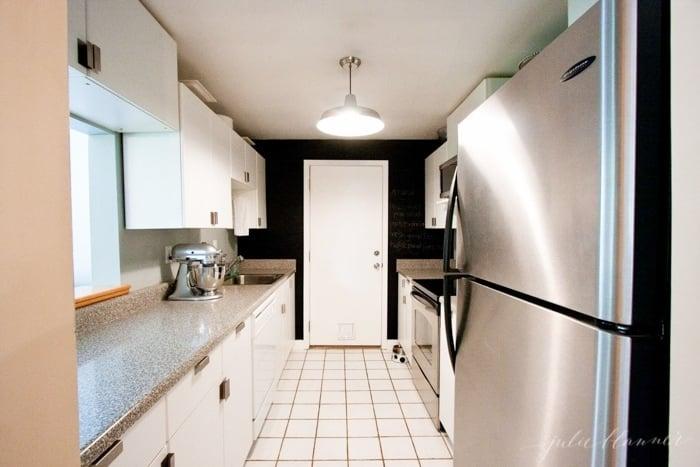 Vintage kitchen ideas on a budget