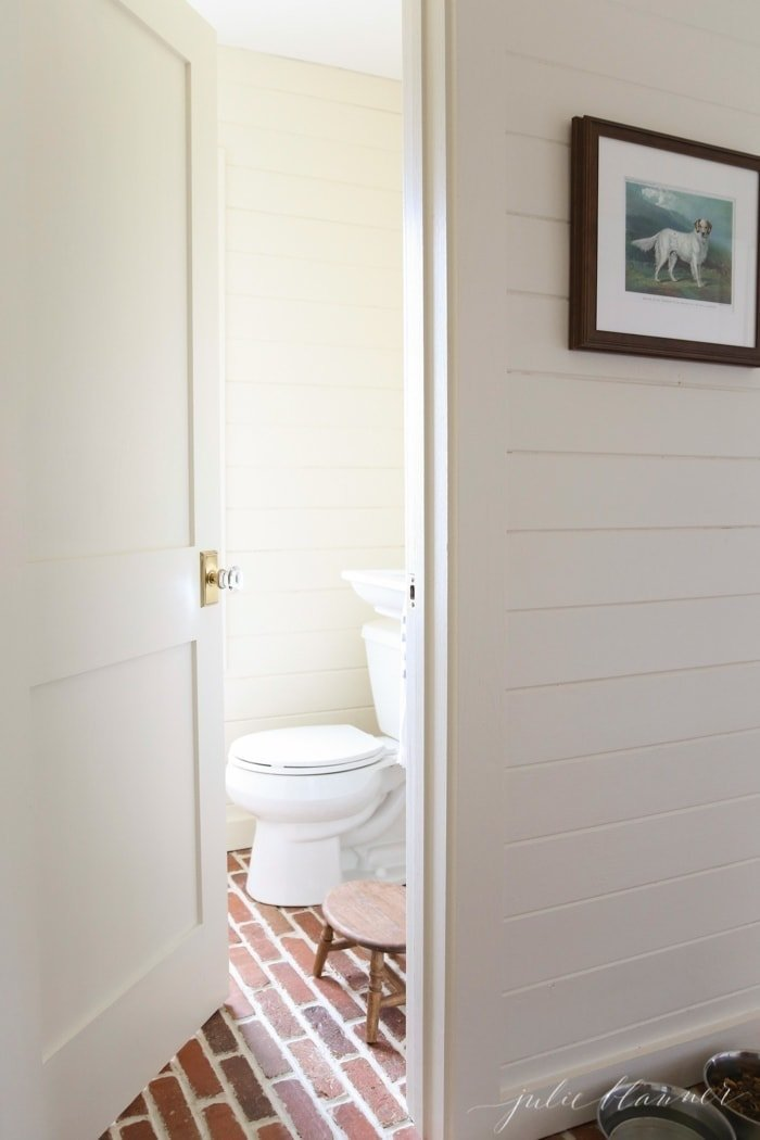 How To Make A Small Powder Room Look Larger