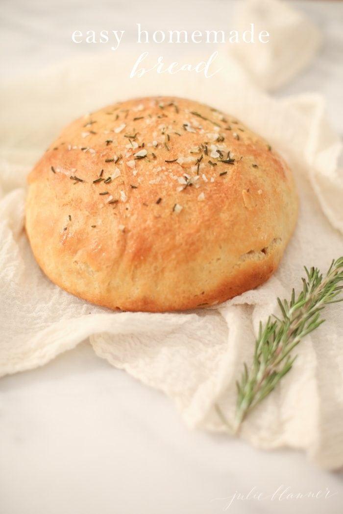 The Best Homemade Bread Recipe Julie Blanner