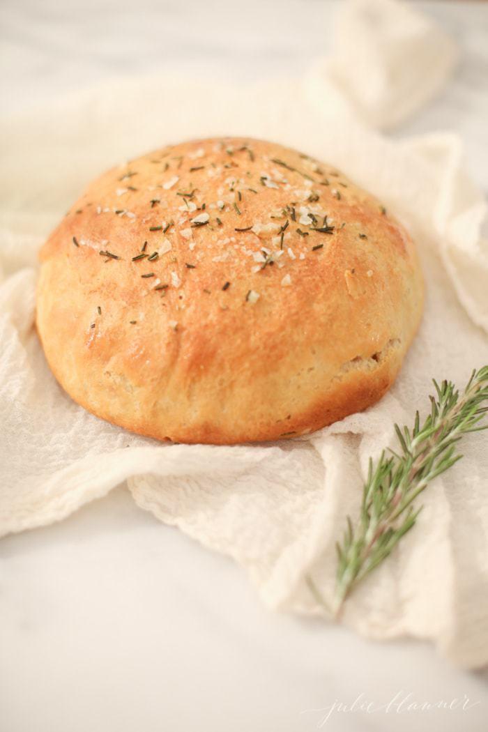 Amazing Homemade Bread