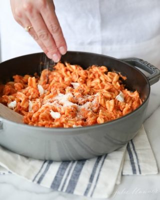 Easy vodka sauce recipe