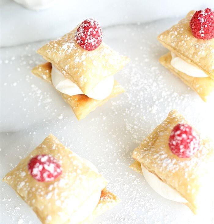 How to make cream puffs| easy Valentine's Day dessert recipe
