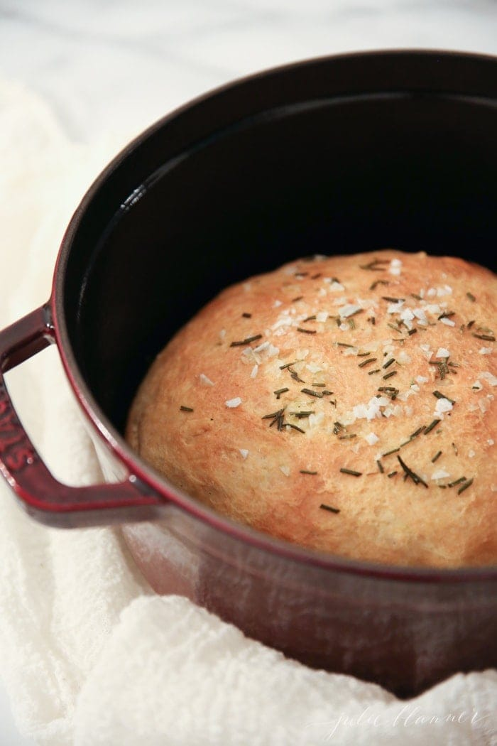 Easy bread recipe - it's so easy and incredibly good