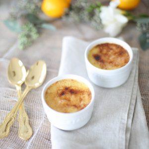 Secrets for the best creme brûlée | easy make ahead dessert recipe