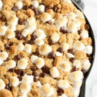 Peanut Butter S'mores Pie Recipe