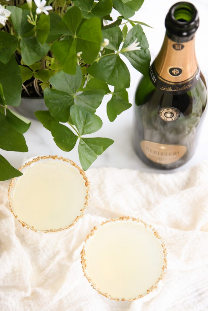 Shot of Gold St. Patrick's Day recipe