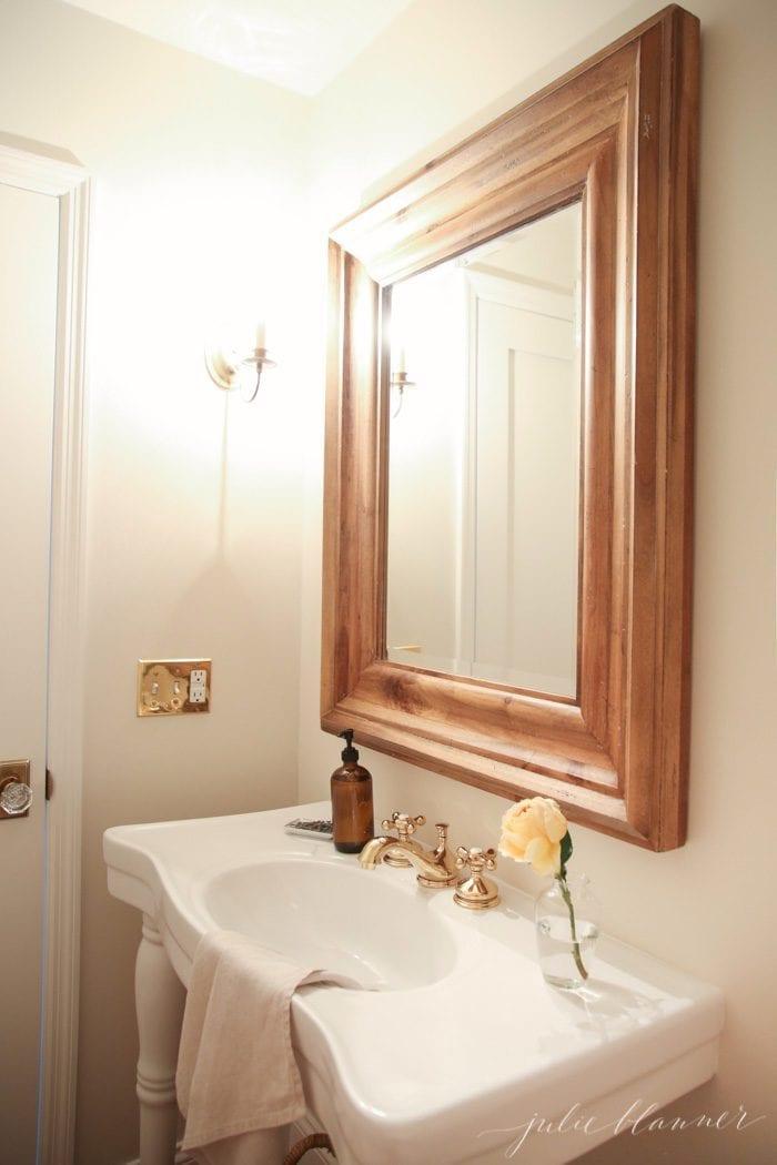 Beautiful small bathroom remodel