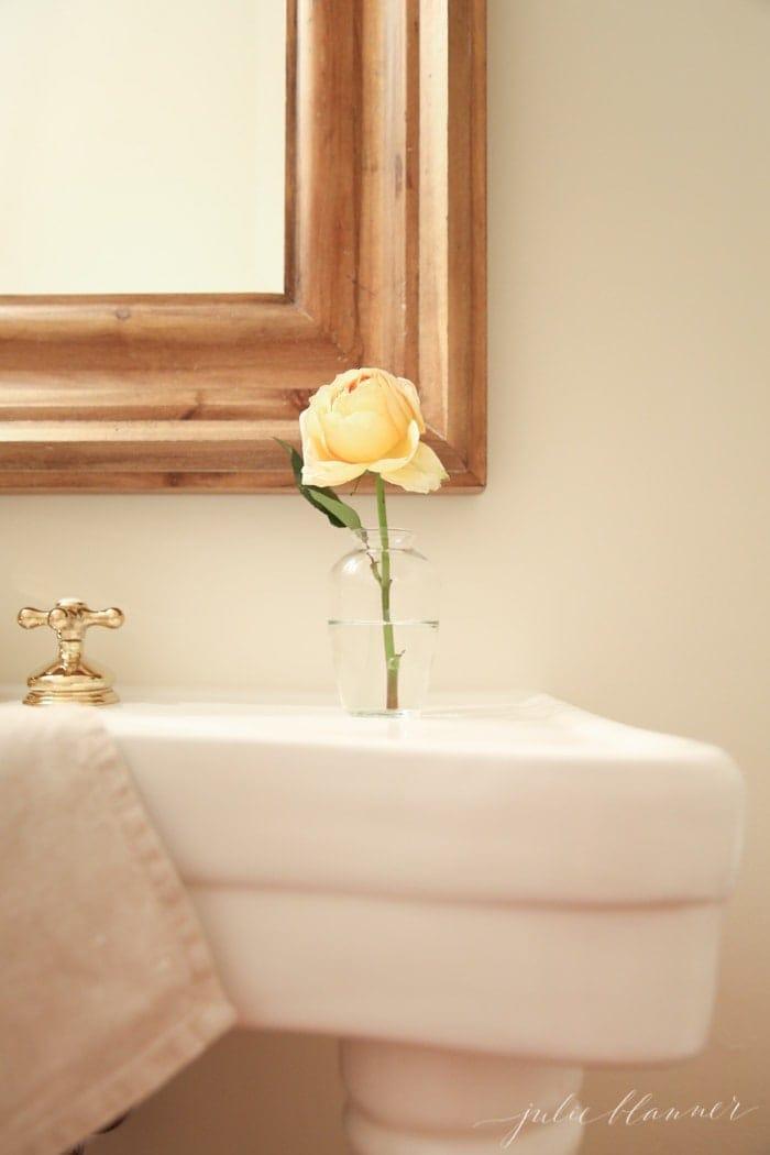 Parisian Sink Julie Blanner Entertaining Amp Home Design That Celebrates Life