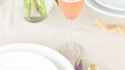 The best mimosa recipe for brunch or wedding shower