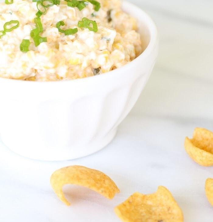 Easy crack corn dip recipe