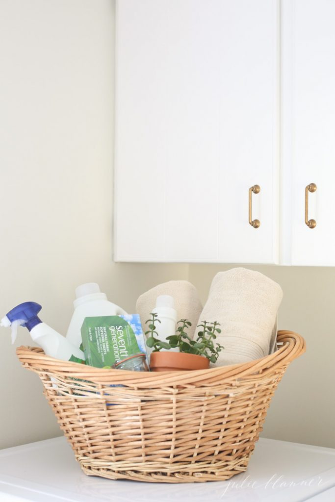 Laundry Gift Basket Perfect Idea For A High School Grad Going Away To College Or