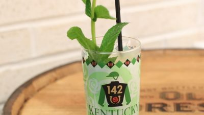 classic Kentucky Derby mint julep recipe