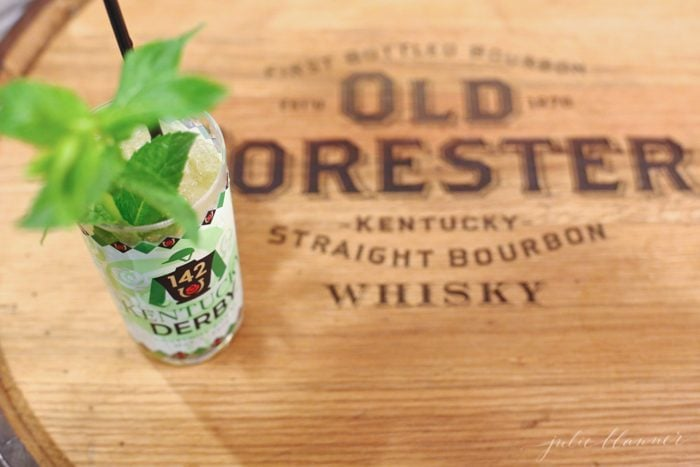 the best mint julep recipe