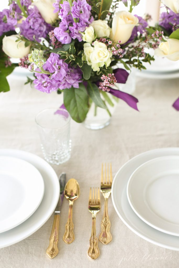 How to host an almost effortless Mother's Day brunch
