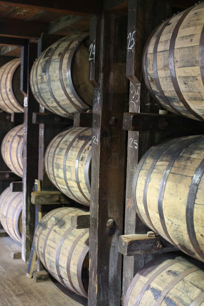 What to do in Louisville Kentucky bourbon tour