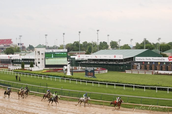 what to do in Louisville churchill downs