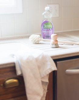 seventh generation dish wash detergent